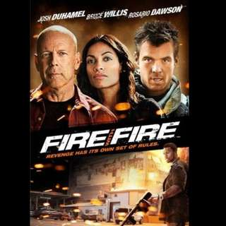 [Rent-A-Movie] FIRE WITH FIRE (2012)