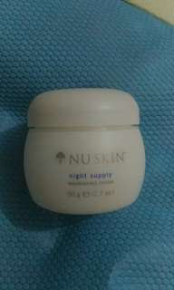 Nu Skin Night Supply