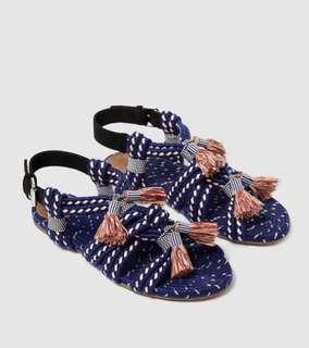 Brand New Flat Sandal Bimba Y Lola