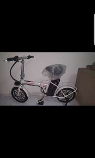 Foldable Electric Bike @$600 only !