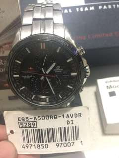 Casio Edifice EQS-A500RB-1AVDR
