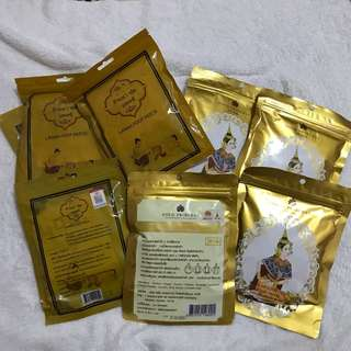 Thailand LANNA Lanna foot paste / Thai skin care products - Thailand Royal Royal foot paste