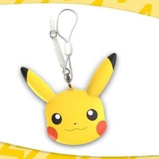 Pikachu EZ-Charms Ez-link Charm Keychain Phone Strap