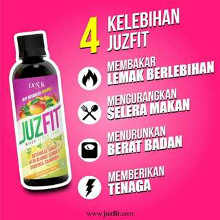 Juzfit ramadhan offer GET YOUR 2ND BOTTLE @ $20