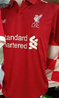 Liverpool Jersey