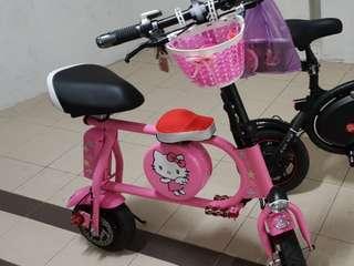 WTT Dyu. 4 scooters2 trade