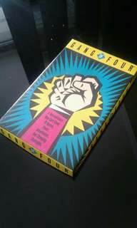 1990 Gang of Four Card Game by The Game Dealers Ltd.