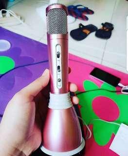 Bluetooth Microphone Speaker