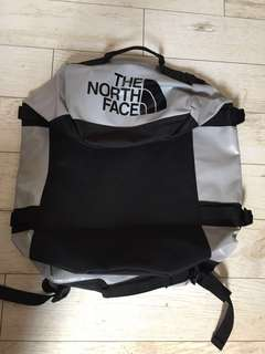 The North Face Backpack + duffel