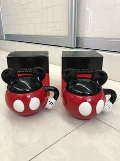 Mickey Mouse cup (price for 2)