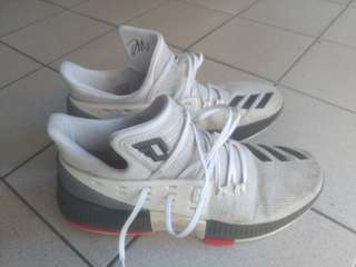 ADIDAS  DAME 3 籃球鞋 shoes