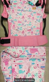 US Exclusive Tula Toddlers Sweet Sea