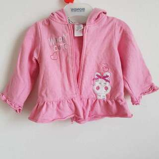 Baby Girl Jacket