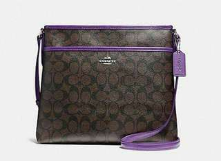 Authentic Coach Sling bags
