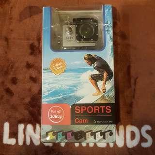 sports 1080p超高清防水運動攝影機