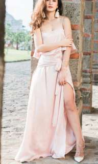 Daisy Silk Gown from Apartment Eight Couture & Atelier