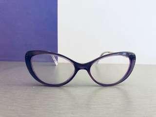 Cat framed eyeglasses