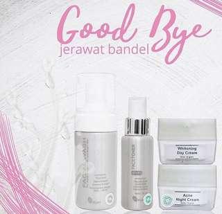 MS Glow skin care