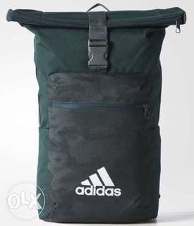 ADIDAS Core Back Pack or Bag (Green or Camouflage)