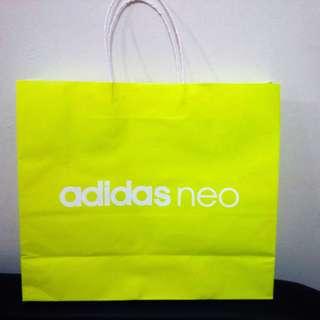 Adidas NEO Paperbag PRELOVED like NEW Medium size