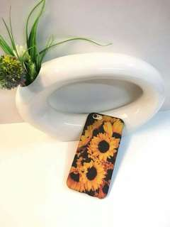 Sunflower Glow in the dark Case