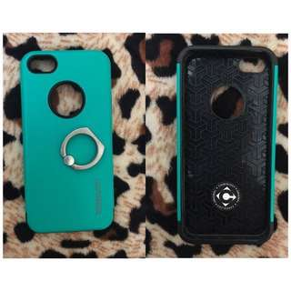 🔥SALE-Preloved Iphone 5s Casing w/ I-ring