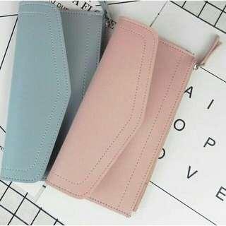 Korean Leather Wallet