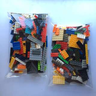 Flat Blocks (only)