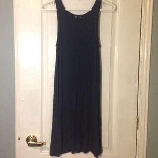 Blue Tshirt dress