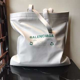 Balenciaga Leather shopping bags