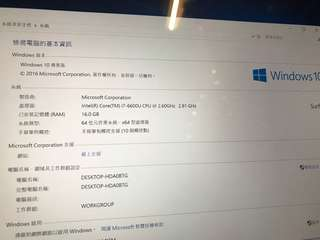Surface book i7 16G RAM 512G SSD with Performance Base 有保養