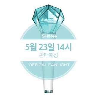 [SOLD OUT] SHINEE OFFICIAL LIGHT STICK 2018