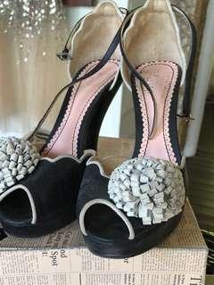 John Galliano heels 7.5