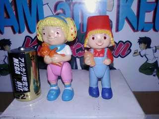 Vintage Hetty & Popo Figure