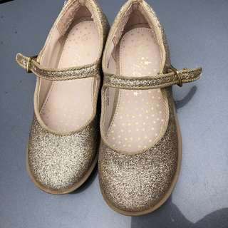 NEXT Glitter Mary Janes Shoes