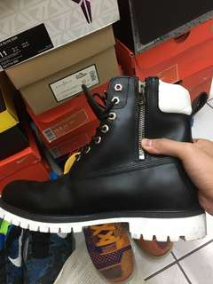 TIMBERLAND STUSSY聯名靴 M11