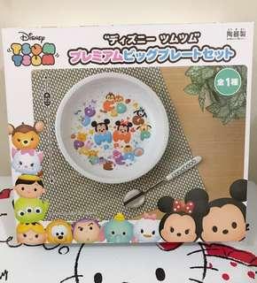 Disney Tsum Tsum set 陶瓷碟套裝 食物碟 sale $69