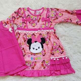 Cute Baby Dress + Cute Jilbab