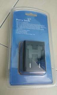 Barry smith travel adapter