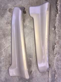 Rear Skirting GSR CK