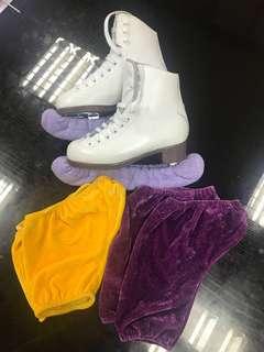 Jackson 溜冰鞋 連 鞋套