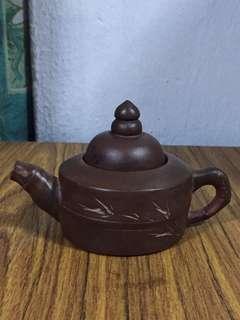Zisha Teapot (竹笑)