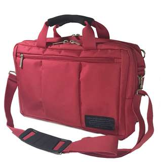 Original Sumdex 3-in-1 Laptop Bag (Pink)