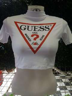 Guess crop top