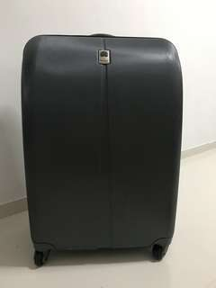Delsey Luggage Grey 28 Inches