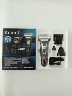 [Brand new]Rechargeable 3in1 Shaver+ Hair clipper +Nose hair#Electric razor#7-11 or family mart cod#drop shipping#Welcome wholesale
