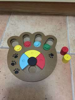 BN Paw Shape IQ Training Game Toy
