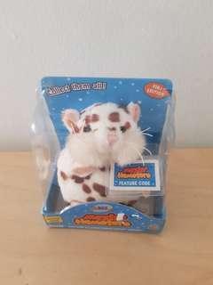 Mazin Hamster Brown Spots Hamster
