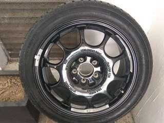 C200 car tyres 車軚