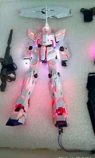 Gundam unicorn 1/100